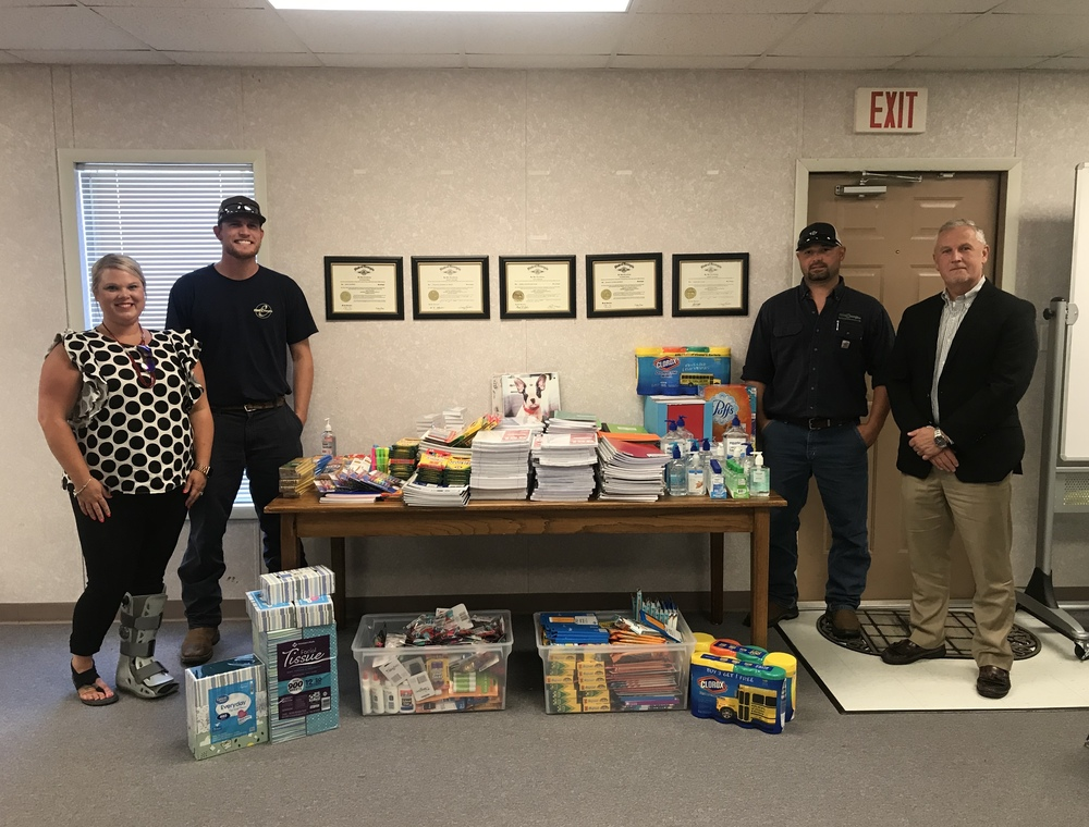Flint Energies Donation