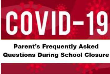 Parent FAQ about COVID-19