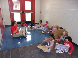 Pre-K Learns about Transportation
