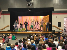 Columbus State Theatre performs Freckleface for Pre-K thru 2nd Grade