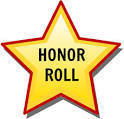 First 9 Weeks Honor Roll-MCMHS