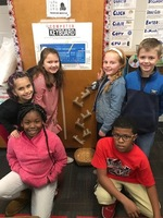 4th and 5th grade students complete their first STEM unit