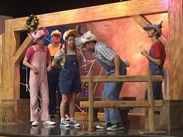 CSU Theatre group performs Charlotte's Web @ LKMOSS