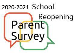 School Reopening Survey