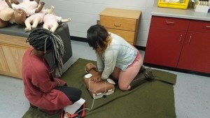 Healthcare Science - CPR and First Aid
