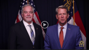 Video Message from Governor Kemp