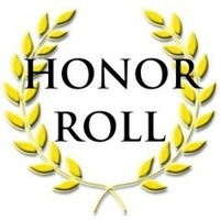 3rd 9 Weeks Honor Roll Recipients