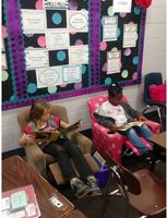 Mrs. Martin's Growing Readers