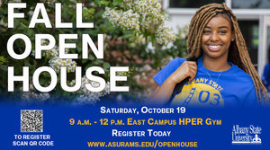 Albany State Open House
