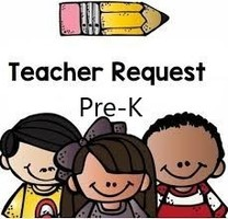 Pre-K Teacher Request Day