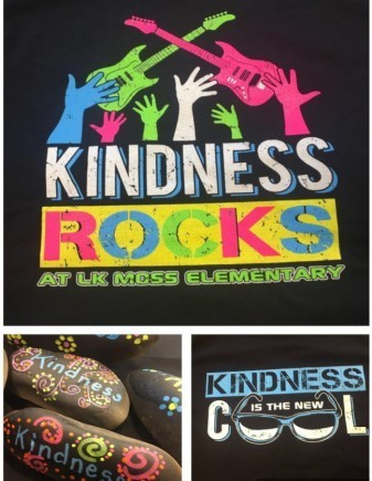 Kindness Rocks Tshirts